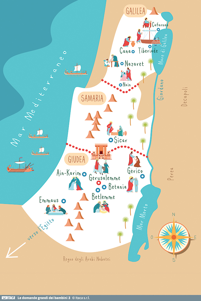 Cartina Geografica Della Palestina Di Oggi.1 7 Mappa Palestina 17 Le Domande Grandi Dei Bambini
