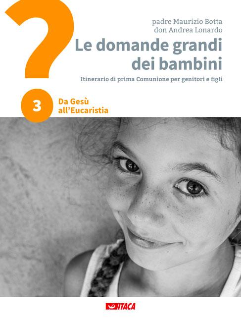 Le Domande grandi dei Bambini - copertina terzo volume