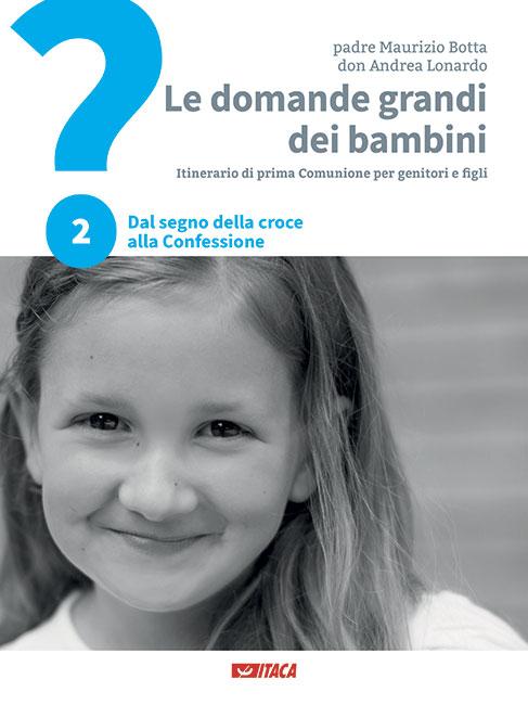 Le Domande grandi dei Bambini - copertina secondo volume
